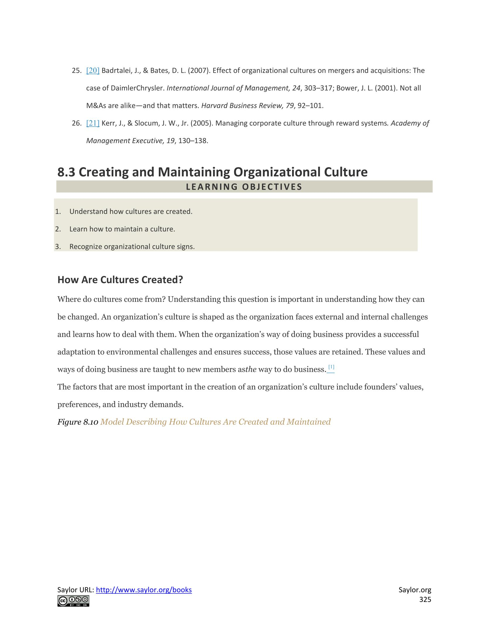 can organisational culture be changed Organizational culture influences the likelihood of success for change strategies, and this article provide tools for implementation.