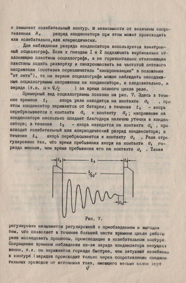 zaryad-kondensatora-kolebatelnogo-kontura-s-techeniem-vremeni