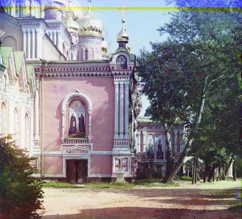 цветные фотографии с м прокудина-горского